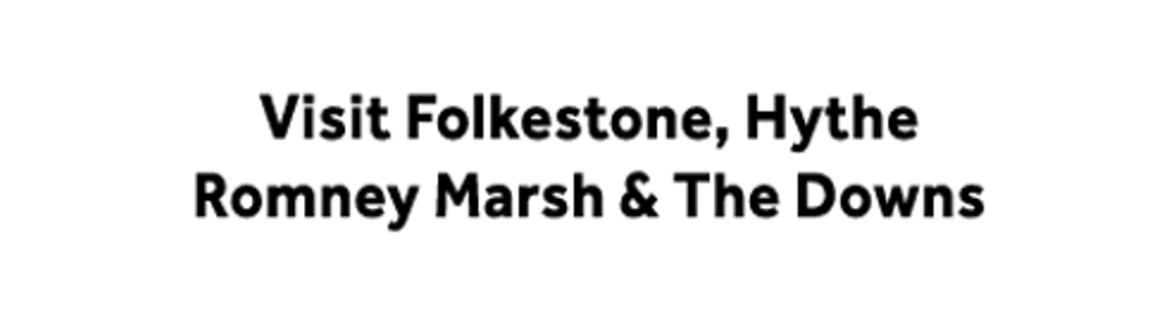 Visit Folkestone & Hythe logo